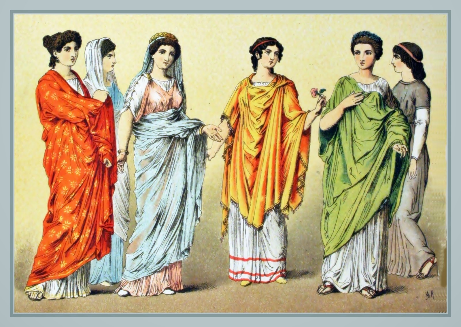 El Matrimonio Romano No Era : Rola i pozycja kobiet w starożytnym rzymie tojuzbylo pl